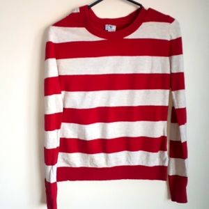 Worthington Striped Sweater